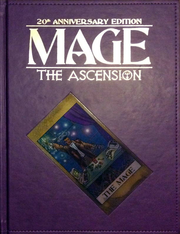 mage the ascension 20th anniversary edition ultra deluxe